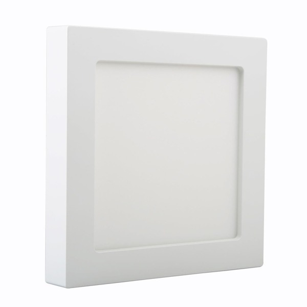 downlight panel led slim 16w 205mm 3000k ciep a. Black Bedroom Furniture Sets. Home Design Ideas