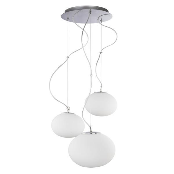Trzypunktowa Lampa Wisząca Nuage Kule 7027 Wszystkie Produkty