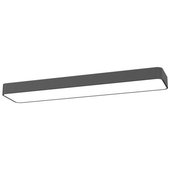 Lampa Sufitowa Soft Led Graphite 93 5 X 20cm Lampy Wewnetrzne