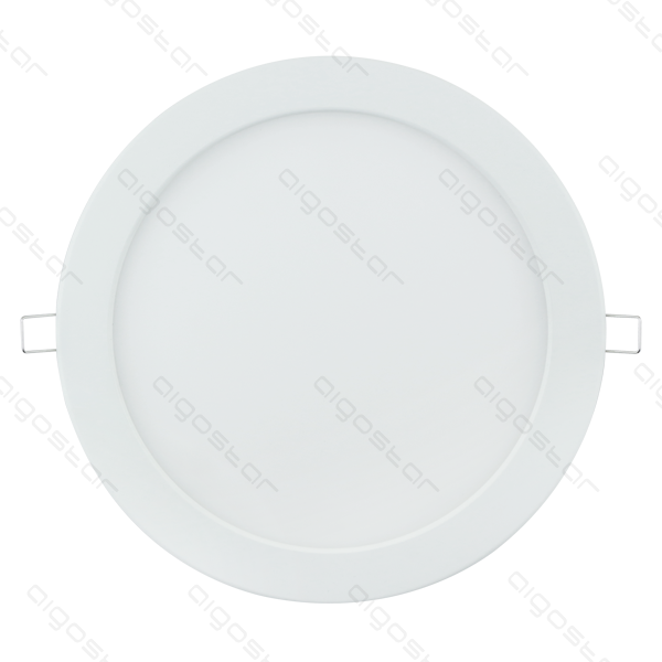 Downlight panel LED 24cm SLIM 20W 3000K biała