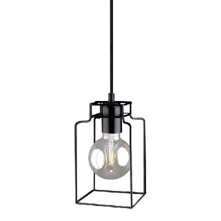 Lampa vintage FIORD kostka 9668 zwis 150cm