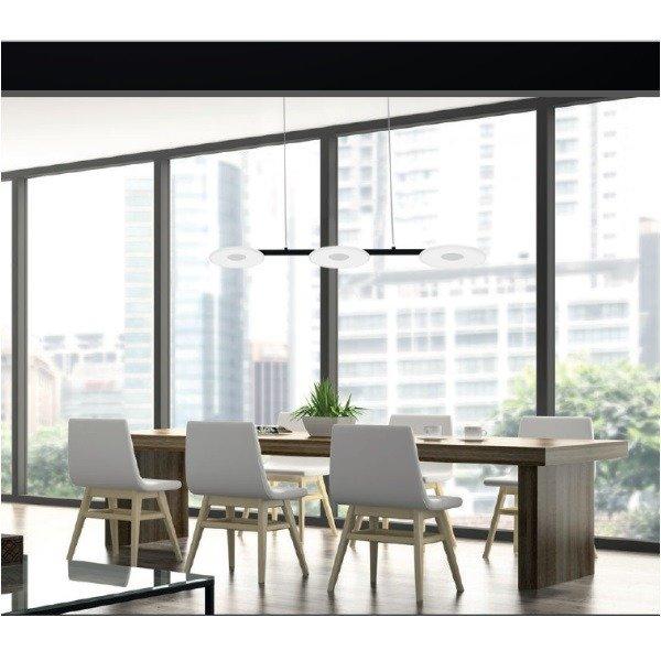 h ngelampen salon k che esszimmer o wietlenie. Black Bedroom Furniture Sets. Home Design Ideas