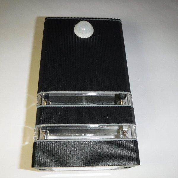 Elewacyjna Lampa Rio Sensor Z Czujnikiem Ruchu Lampy Zewnętrzne