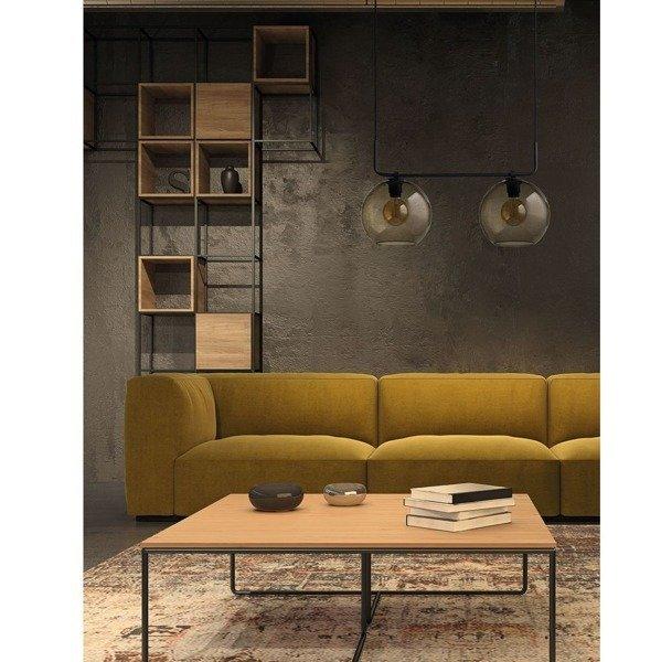 lampa wisz ca monaco ii zwis h ngelampen salon b ro. Black Bedroom Furniture Sets. Home Design Ideas