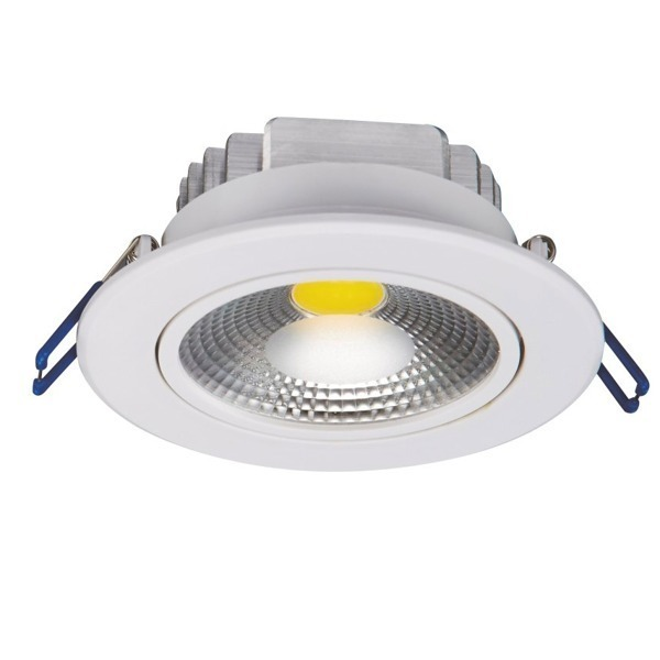 Podtynkowa lampa CEILING COB LED 10W
