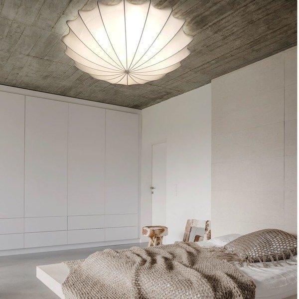 Duży Plafon Do Sypialni Form 80cm Lampy Wewnętrzne Lampy