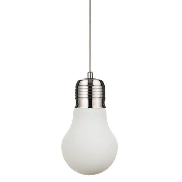 Lampa wisząca BULB duża żarówka