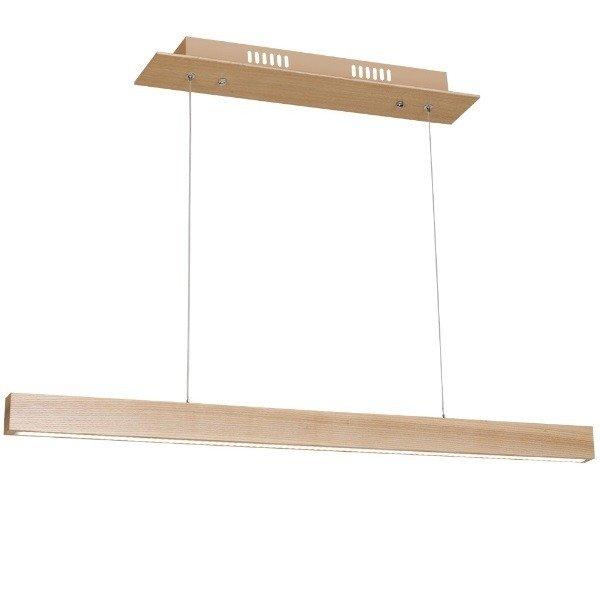 lampa wisz ca timber led szer 90 cm lampy wewn trzne lampy sufitowe wisz ce do salonu do. Black Bedroom Furniture Sets. Home Design Ideas