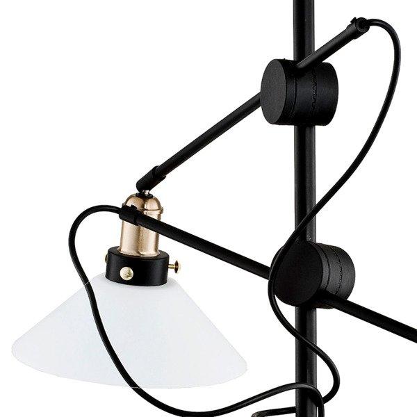 Stylowa lampa HERMES BIS