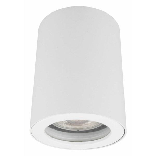 Tuba Spot Faro Biała Ip65