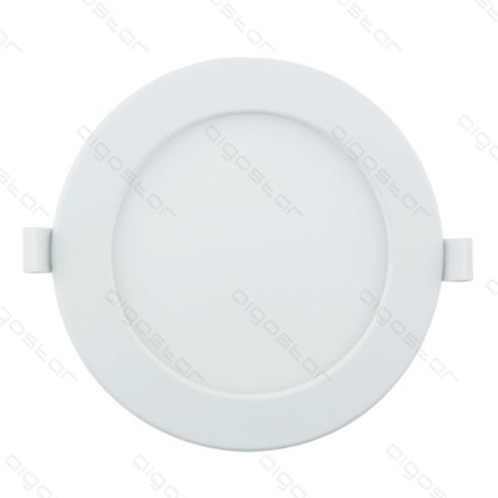 Downlight panel LED SLIM 12W 3000K 17cm biały