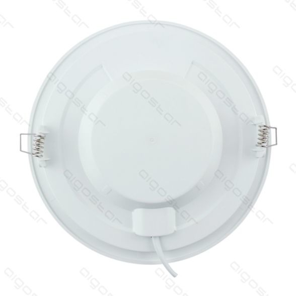Downlight panel LED SLIM 12W 6000K 17cm biała