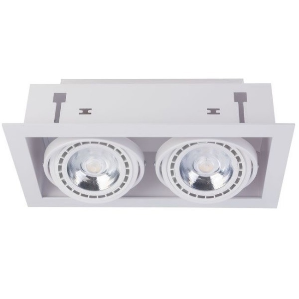 Lampa DOWNLIGHT WHITE ES111