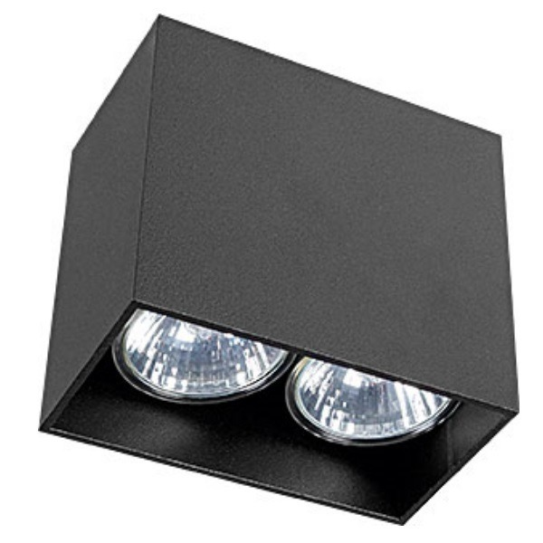 Lampa sufitowa GAP BLACK