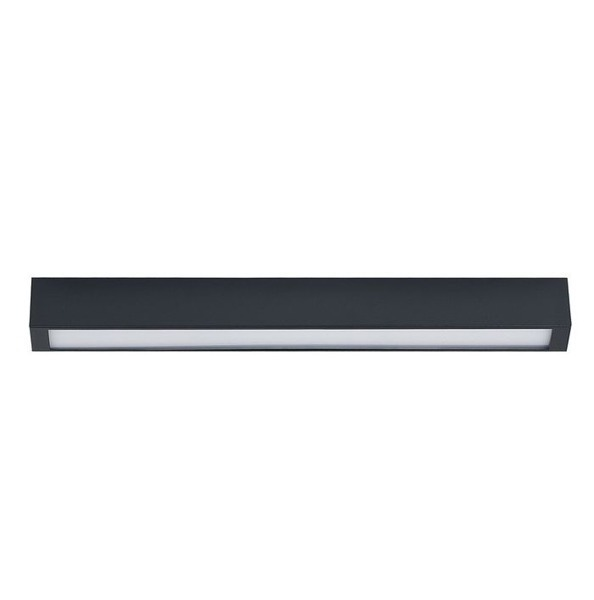 Lampa sufitowa STRAIGHT LED graphite ceiling 60cm