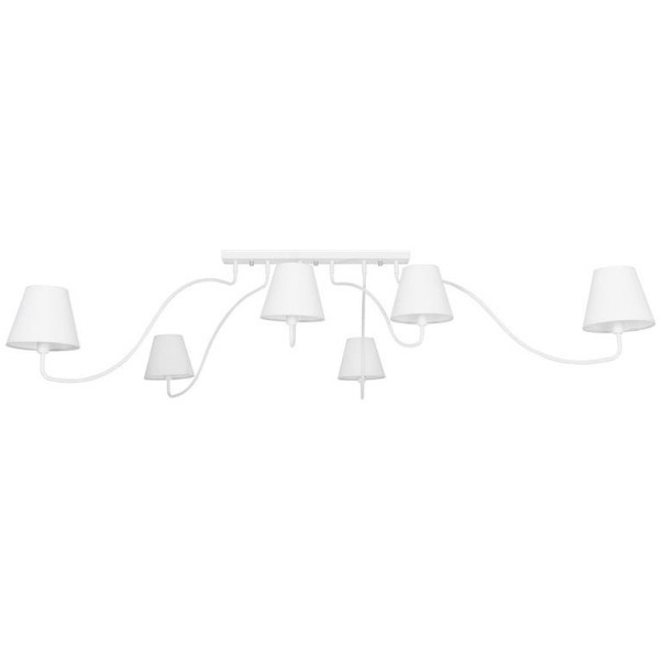 Lampa sufitowa SWIVEL WHITE VI