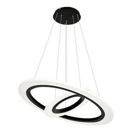 Lampa Wisząca Cosmo Pierścienie Led 50cm