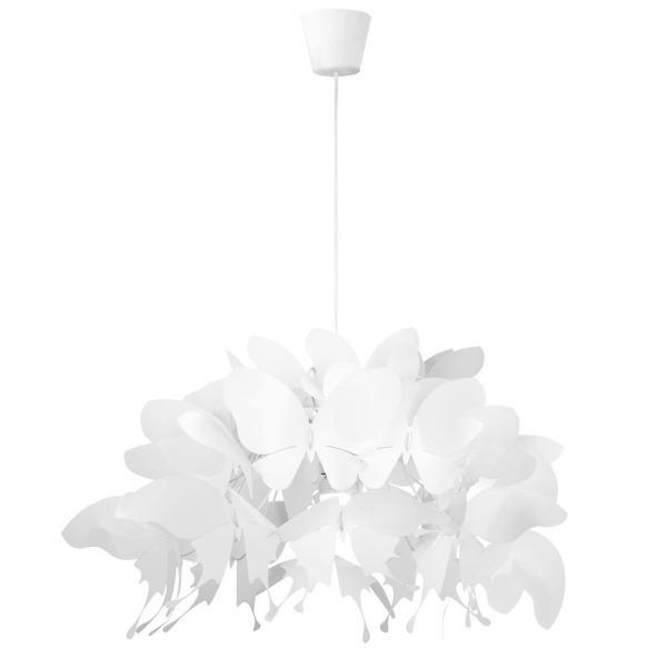 lampy sufitowe biała